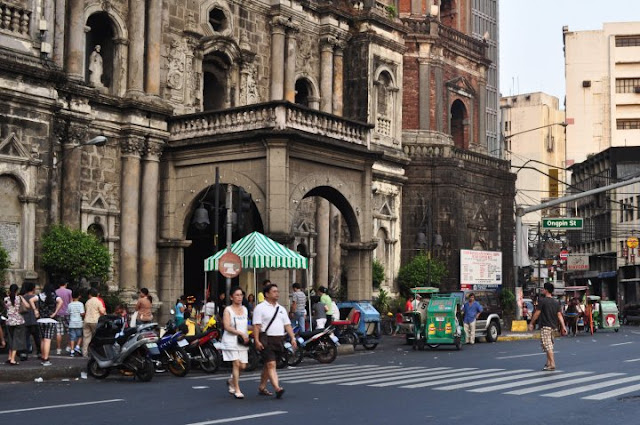 Manila Attractions