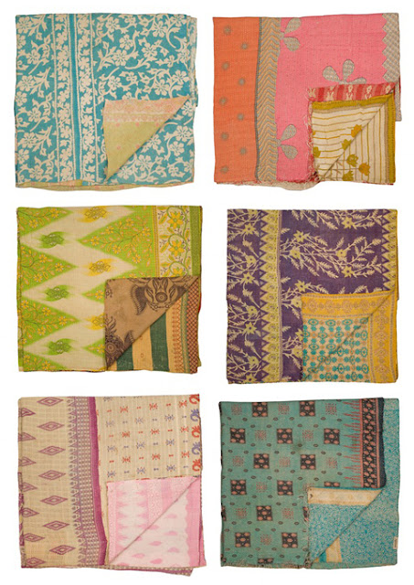 Ralli Sari Quilts