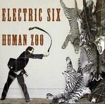 Electric Six UK O2 Academy2 Liverpool