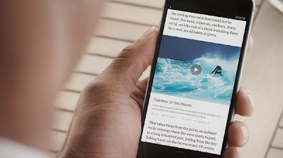 Facebook introduces Instant Articles for iPhone