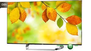 DAHYSAT! LG UHD 3D TV 84inch Miliki Resolusi Gambar 4 kali Full HD!