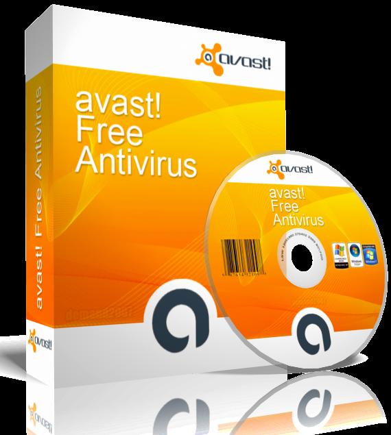 Avast Free Antivirus 9.0.2013