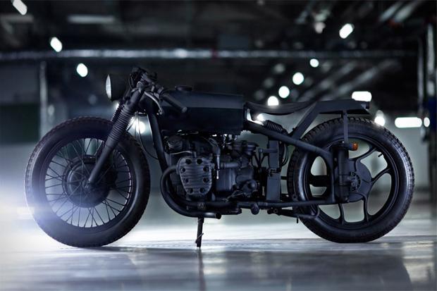 Bandit9 Nero Motorcycle 1