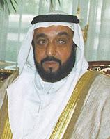Sheikh Khalifah Bin Zayed Al-Nahyan