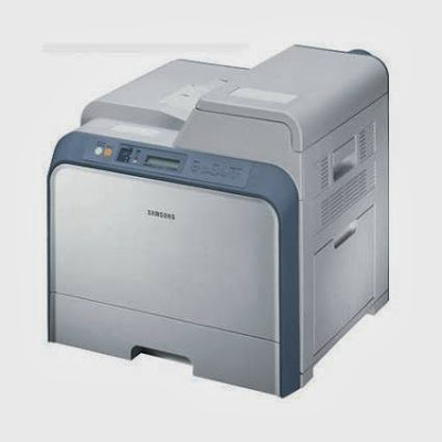 download Samsung CLP-600N printer's driver