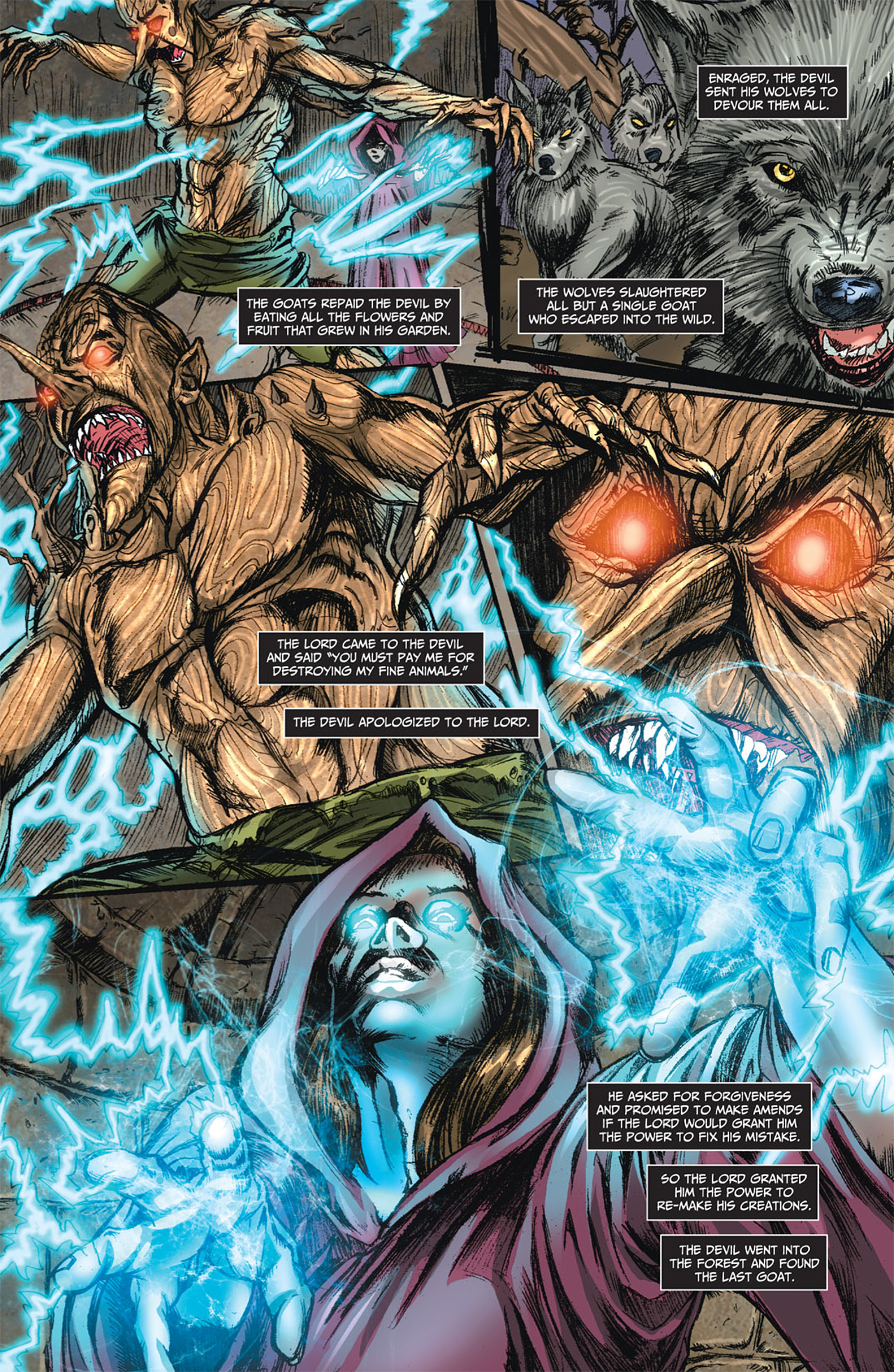 Grimm Fairy Tales (2005) Issue #47 #50 - English 10