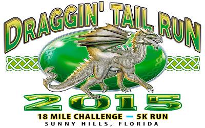 21st annual Draggin' Tail 18-Mile Challenge, 21 November 2015