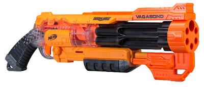 TOYS : JUGUETES - NERF Doomlands 2169  Vagabond | Blaster | Pistola  Producto Oficial 2015 | Hasbro B3191 | A partir de 8 años  Comprar en Amazon España | Buy Amazon USA