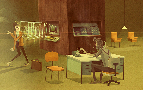Doctor Ojiplático. Matthew Lyons. Ilustración | Illustration