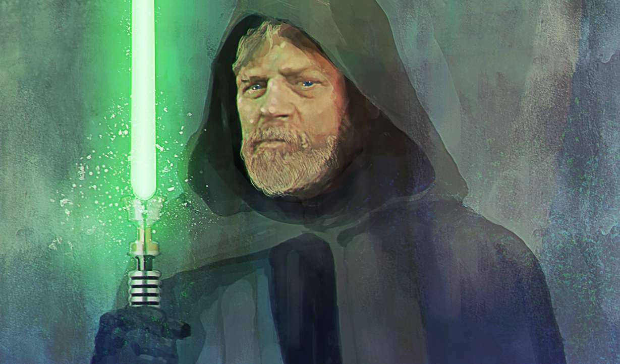 What is a good title for this an essay im writing about luke skywalker?