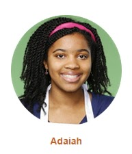Adaiah MasterChef Junior Eliminated 2014 USA