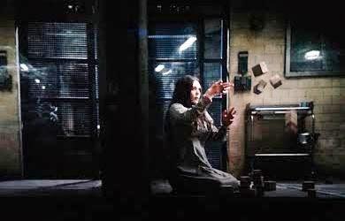 """Elizabeth Olsen como La Bruja Escarlata en """"Capitán América: El soldado de Invierno"""""""