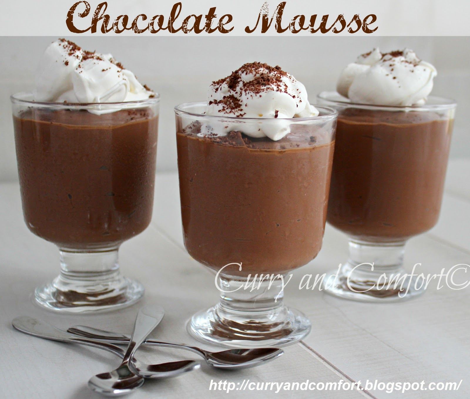 Kitchen Simmer: 2 Ingredient Chocolate Mousse made with with Tofu