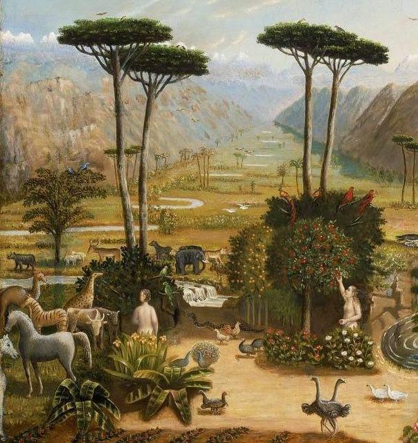 Erastus' Garden of Eden