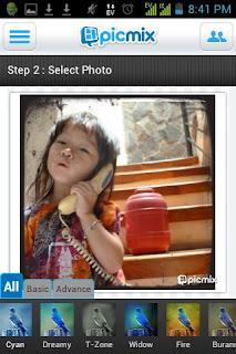 PicMix Aplikasi Android