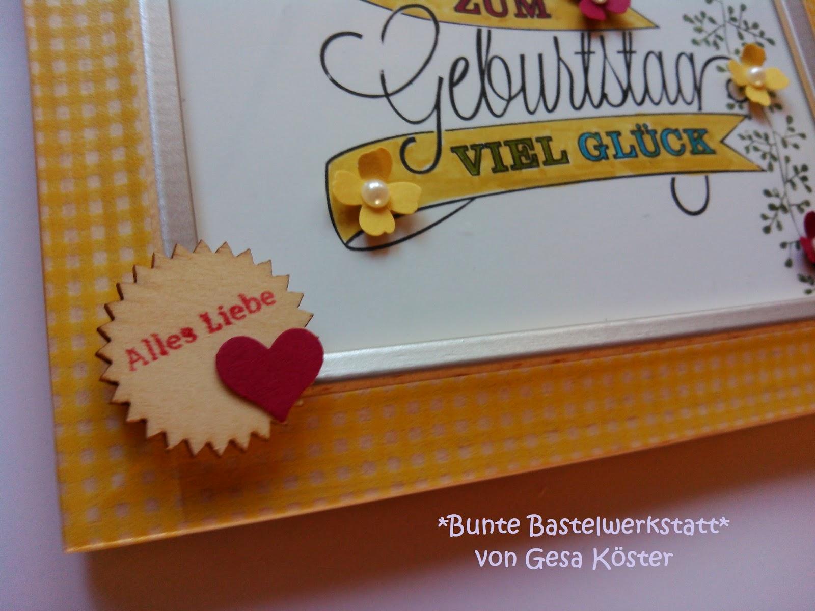 Bunte Bastelwerkstatt: 2014
