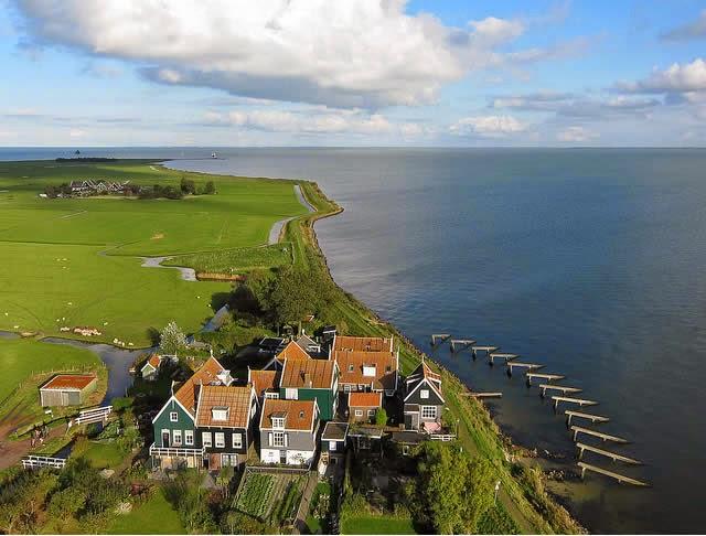 Marken Holanda Netherlands