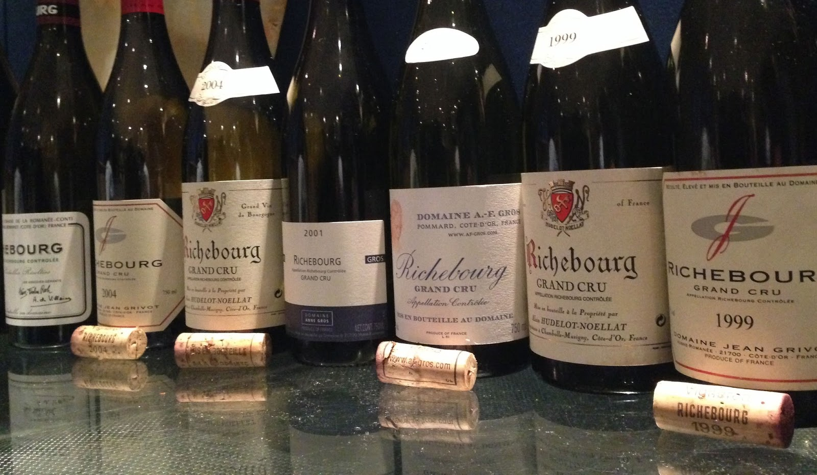 Image result for Richebourg Grand Cru