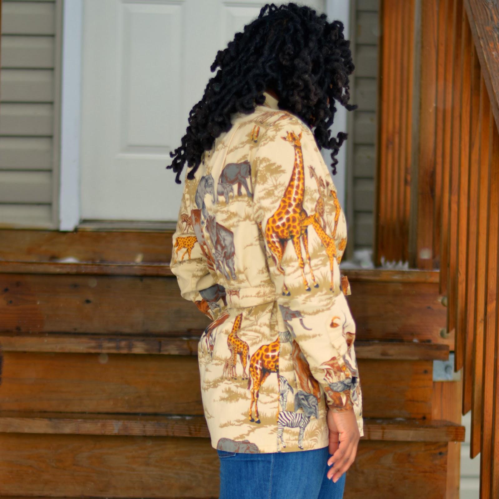 safari jungle jacket