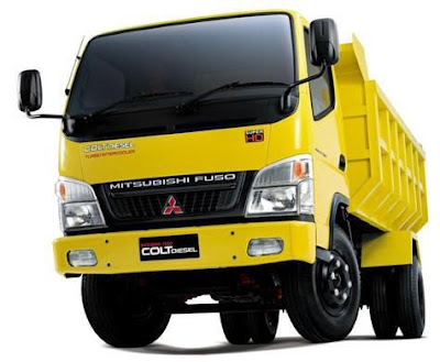 Ready Stock Mobil dan Truck Mitsubishi
