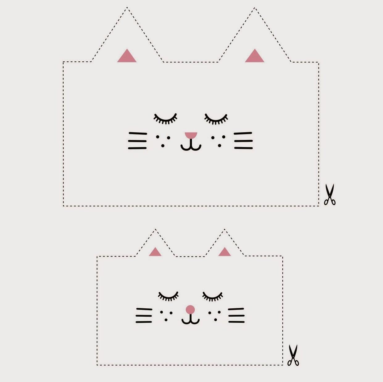 Membuat Pot Kucing Lucu Dari Botol Bekas 2