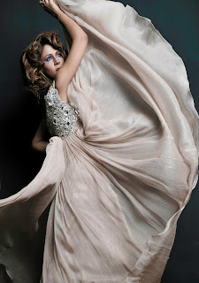 Party Wear Collection Dresses Images 2013