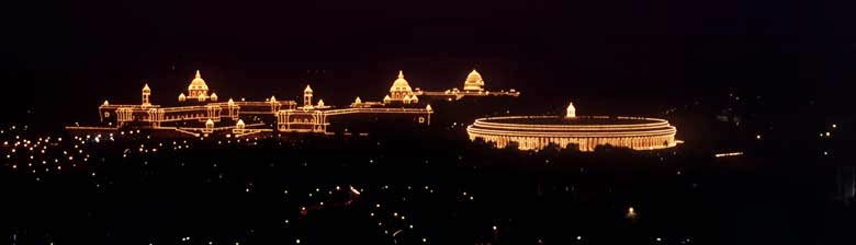 Indian Politics, Indian Parliament, Rashtrapati Bhavan, Indian Presidential palace