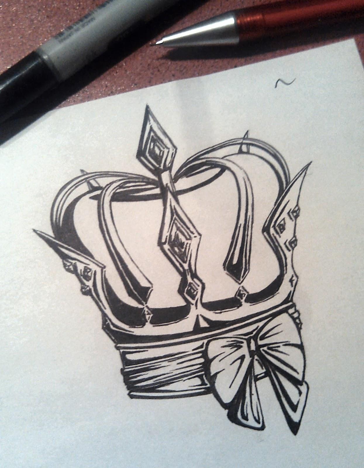 Scribble Tattoo Designs