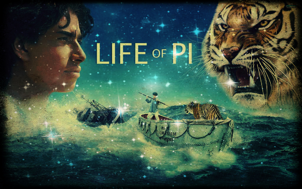 Ephemeral abstract review life of pi for Life of pi patel