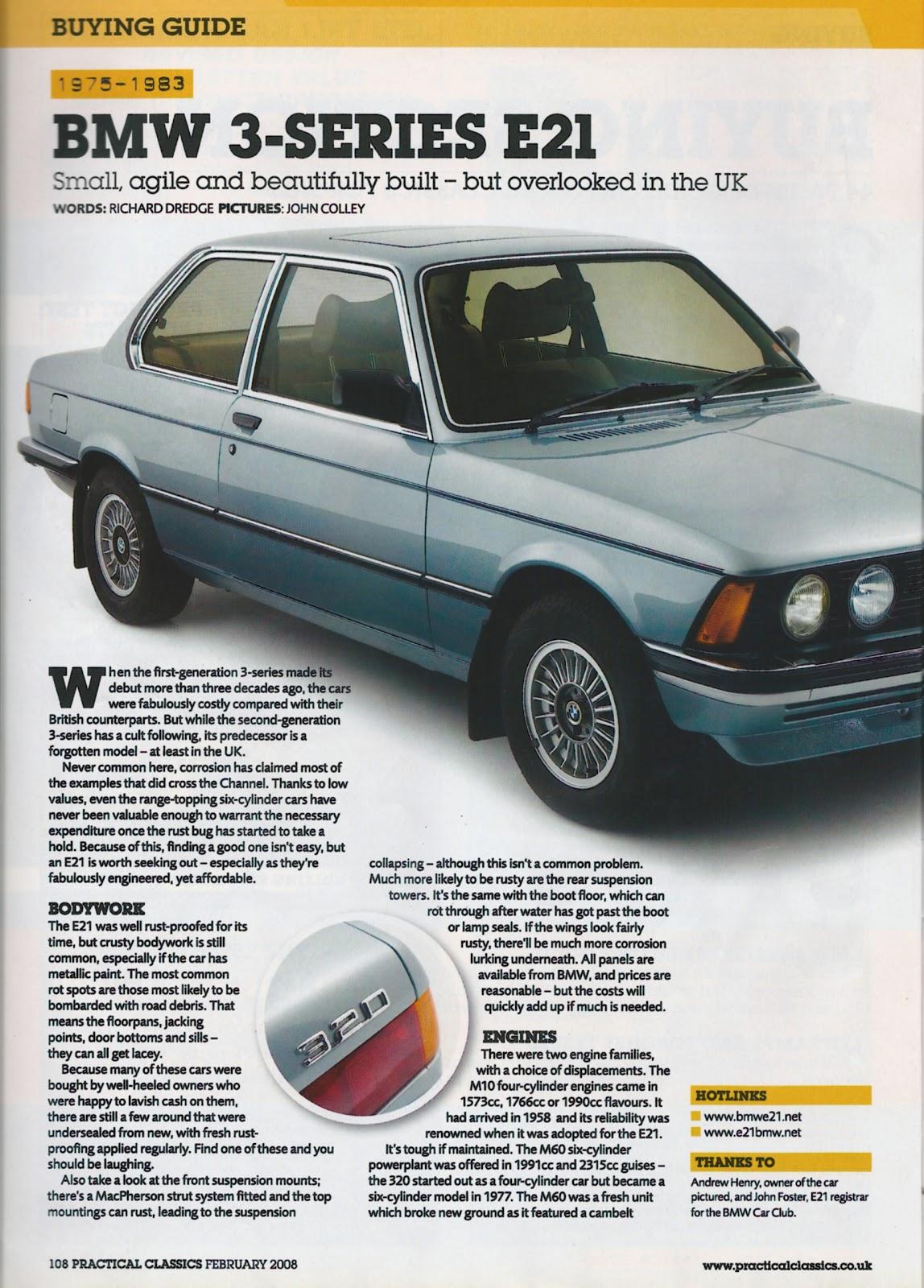 E21 Dub Club: E21 Complete Buyer\'s Guide - PC Magazine