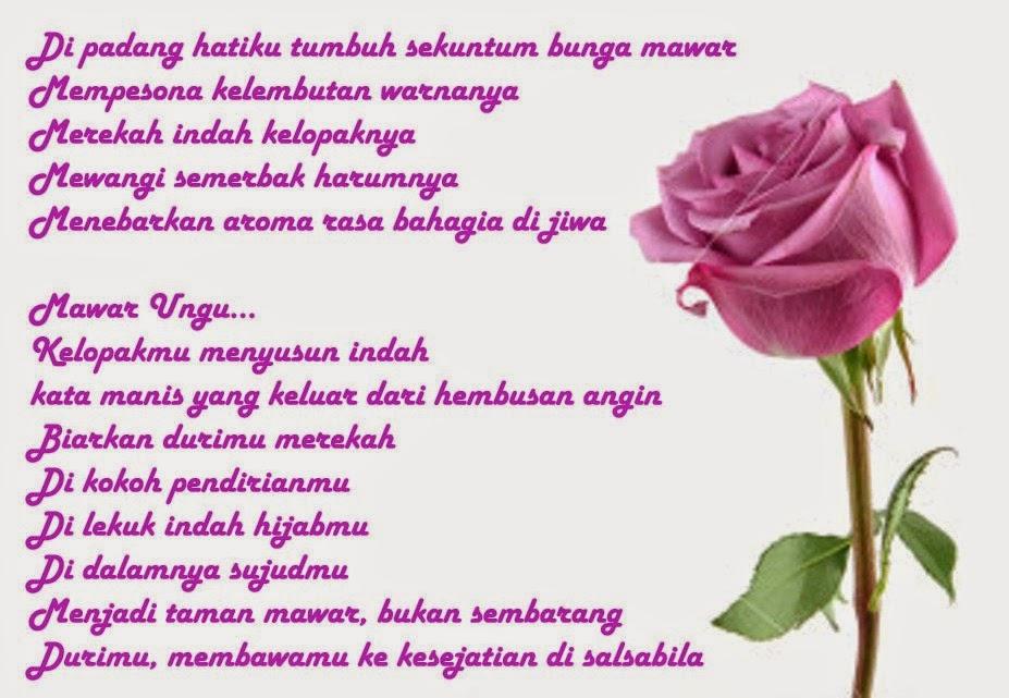 Kata Dunia Puisi Cinta Romantis