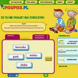 http://pisupisu.pl/2/slowne-zabawy/nie-pasuje-dla-starszych