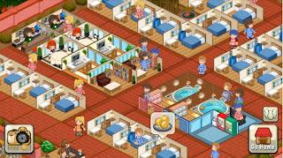 Hotel Story Resort Simulation v.1.9.1 [MOD] - andromodx
