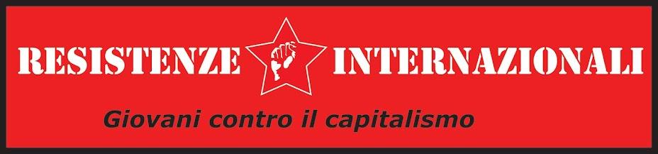 Giovani contro il capitalismo