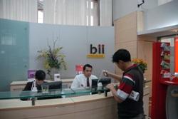 Lowongan kerja bank BII Oktober 2012