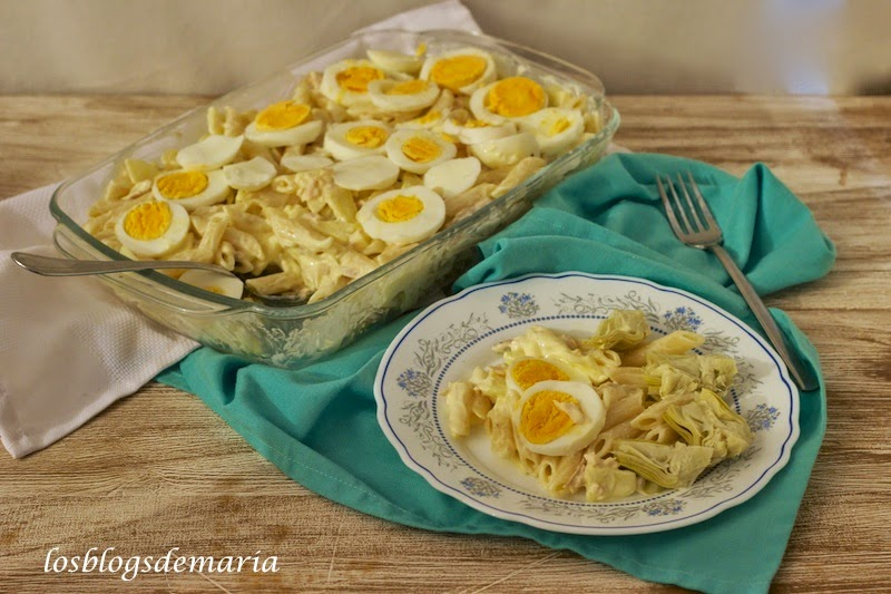 Ensalada de pasta, Degustabox