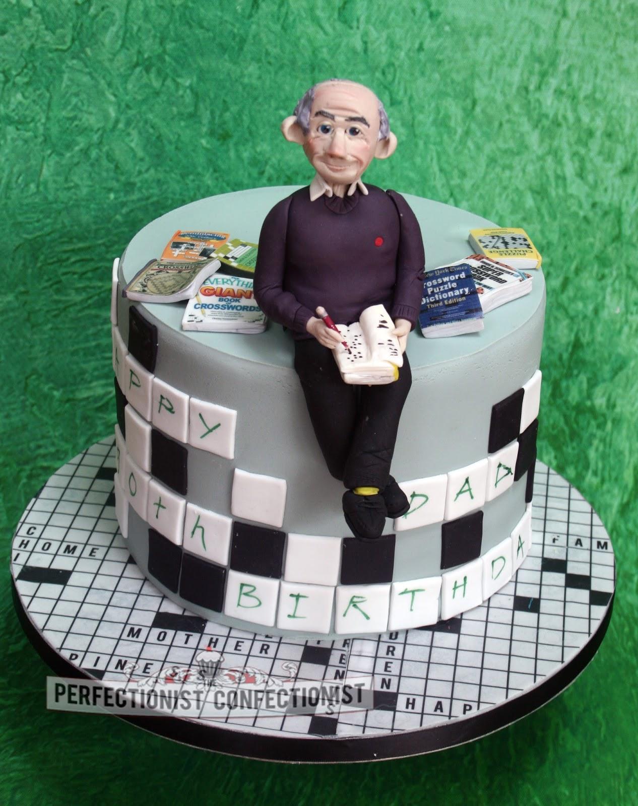 No Piece Of Cake Crossword