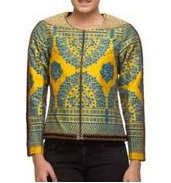http://strandofsilk.com/vijay-balhara/product/womenswear/jackets/neon-yellow-printed-jacket