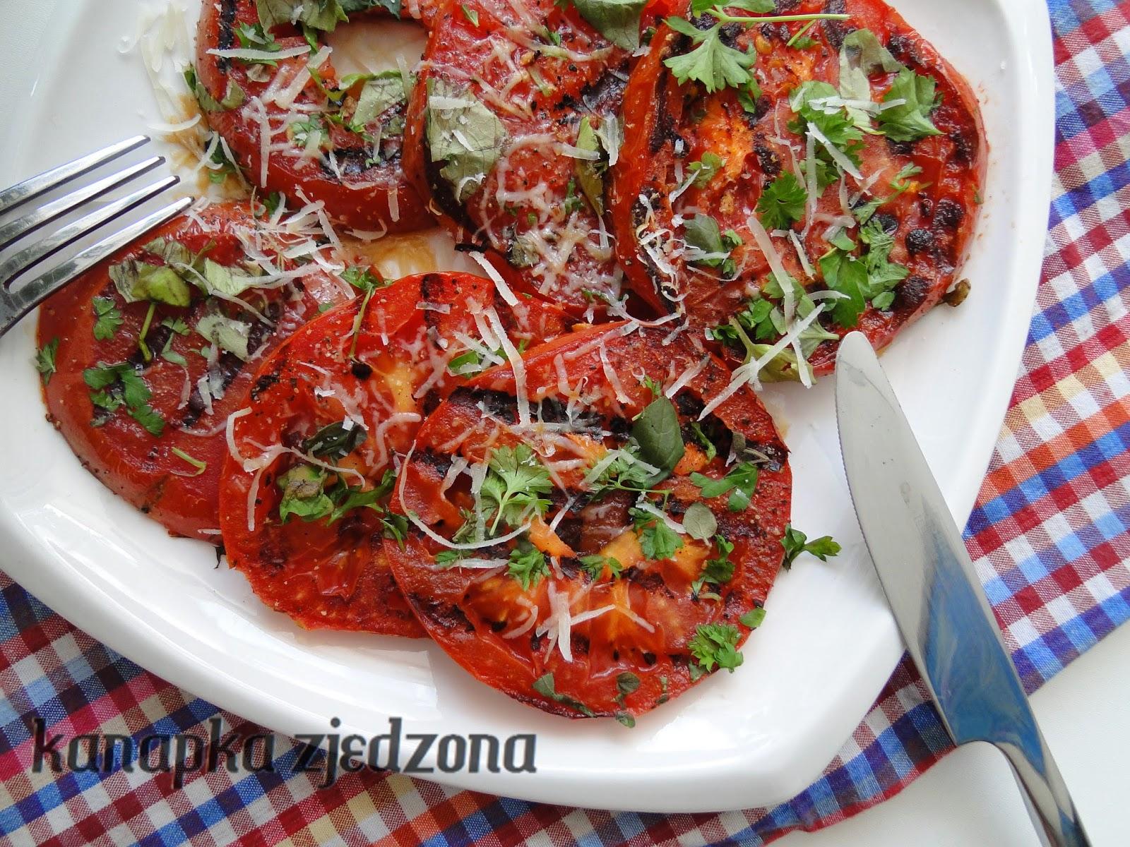 tomates grillées, gegrillten Tomaten, tomates a la parrilla, grilled tomatoes