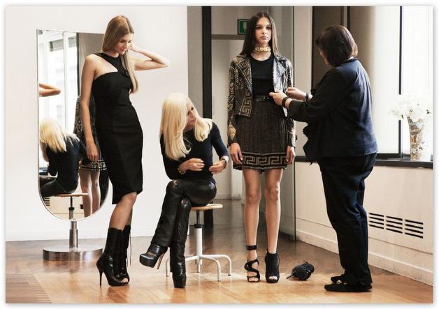 H&M Versace