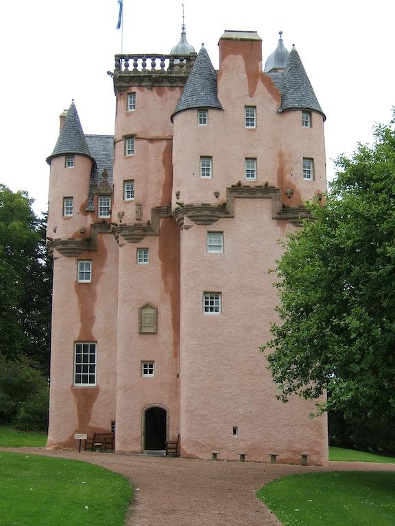 Eclectica Craigievar Castle A Scottish Tower House