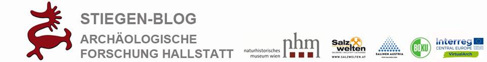 STIEGEN-BLOG Archäologische Forschung Hallstatt