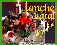 1º Lanche de Natal da Blogosfera