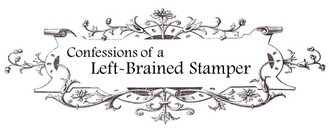 Confessions of a Left-Brained Stamper