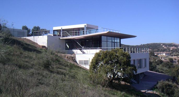 AMA Es, Como Podéis Ver, Un Estudio Muy Activo Y Muy Decididamente  Comprometido Con La Arquitectura Moderna. Lo Que No Veis (pero Podéis  Intuir) Es Lo ...