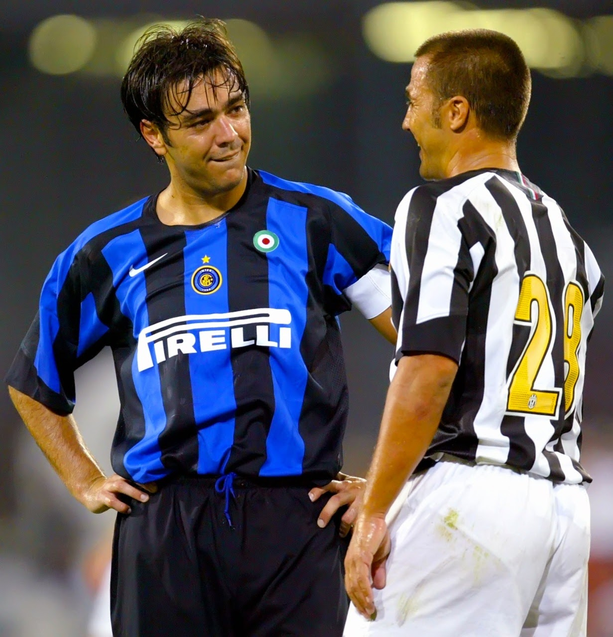 Fabio and Ronaldo Fabio Cannavaro Pinterest