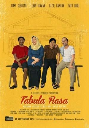 Film Tabula Rasa 2014 di Bioskop