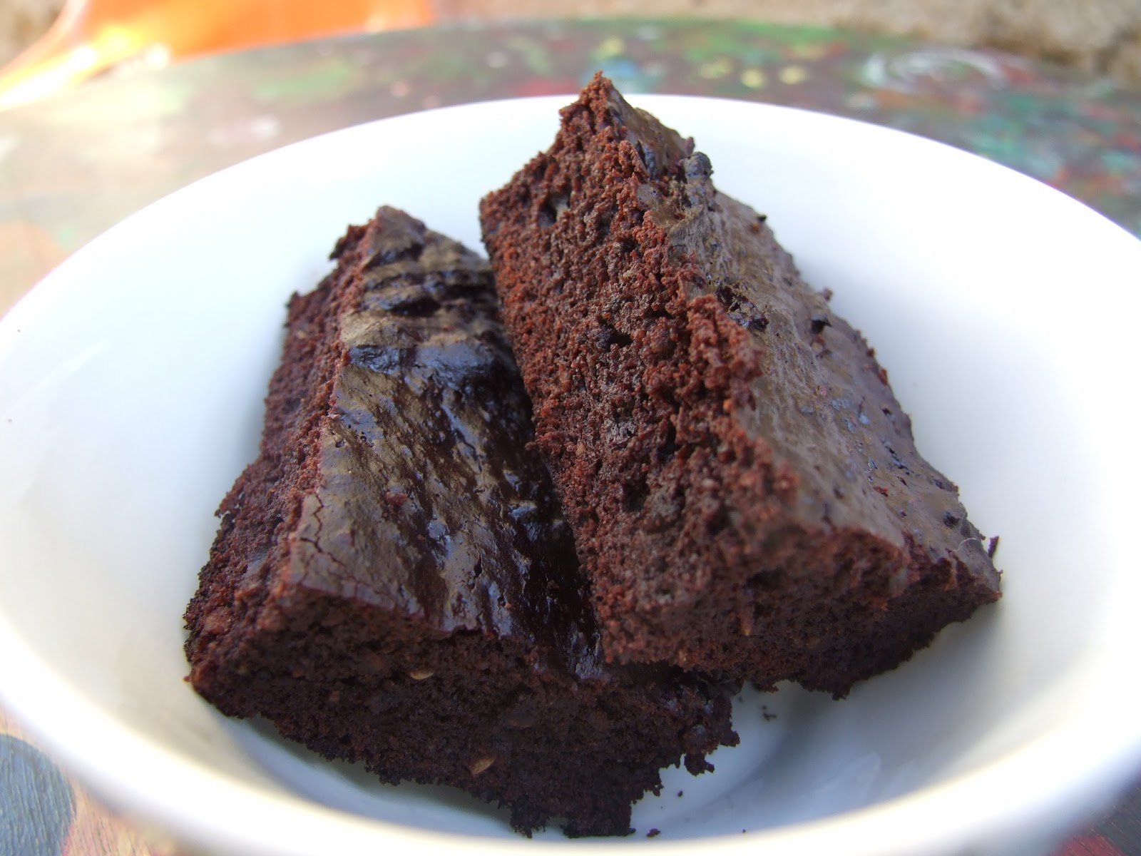 Food Free Food!: Chocolate Brownie Cake - Allergen free!!!!!