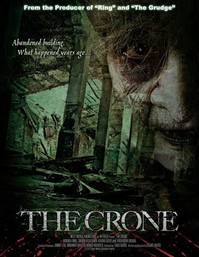 The Crone – BRRip AVI e RMVB Legendado