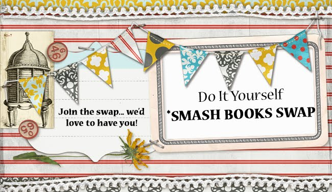 DIY Smash book Swaps